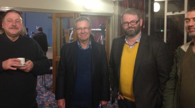 Chris Trotter and WhaleOil: Strange Bedfellows or Birds of a Feather?